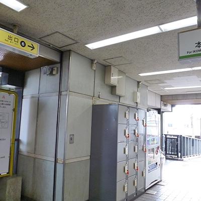 5番出口・6番出口に分かれるので、6番出口(右側)へ。
