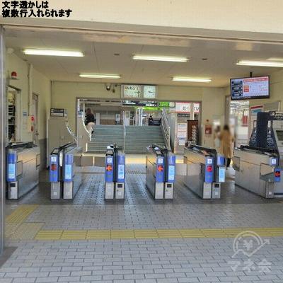 阪急神戸本線、武庫之荘駅の北改札口を出ます。