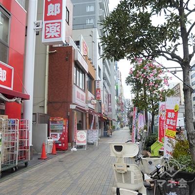 大阪王将の2階がアイフルです。