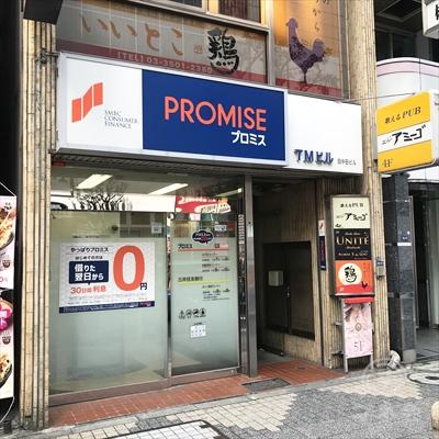 通り沿いから直接入店してください。