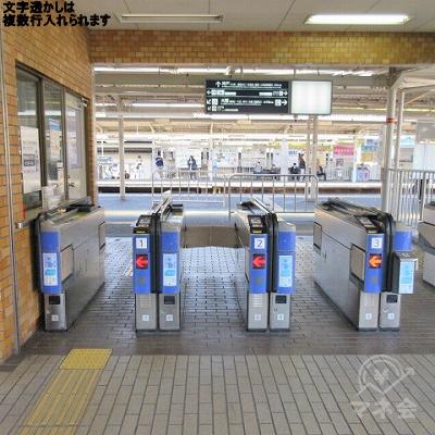 阪急電鉄神戸本線、武庫之荘駅南改札口を出ます。