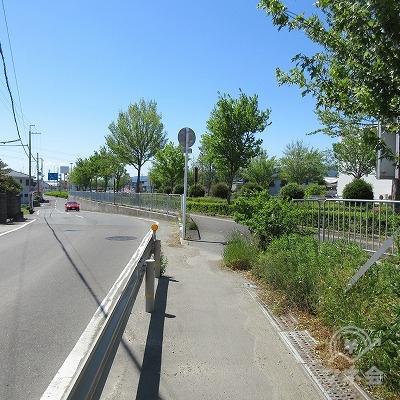 24号線(和歌山バイパス)に合流します。